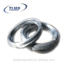 manufacture hot sale hot dip galvanized steel wire for cotton packing