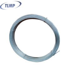 China Galvanized Steel Strand Cable 1400mpa 1x19 Suppliers & Manufacturers