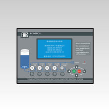 5 inch constant pressure water supply controller Simple and convenient multi function