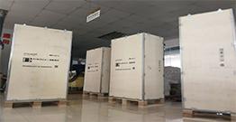 PT300 450KW VFD AC驱动器由客户预订
