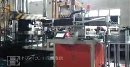 powertech变频器在五金冲压机床上的应用