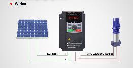 太阳能泵系统的组成