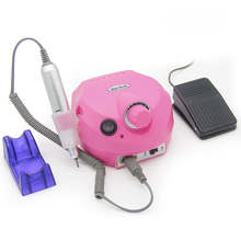 30000 RPM Professional machine equipments electric manicure file, equipped with drilling knife nail art polishing gadget