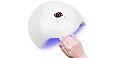 Hot Selling Nail Product SUNNAIL Latest USB Nail Lamp SUNX7