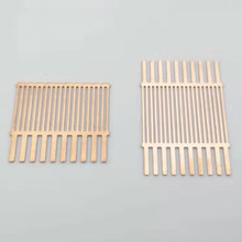 Precision stamping beryllium copper grid made in China