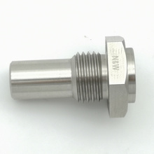 Thread structure component  CNC lathed part