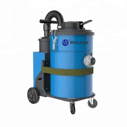 new Single phase one motor HEPA dust extractor
