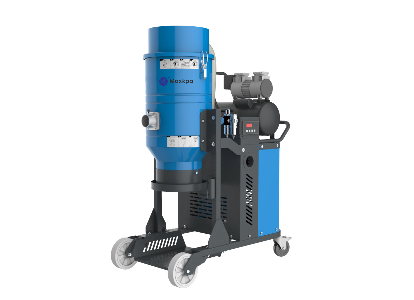 industrial dust removal equipment