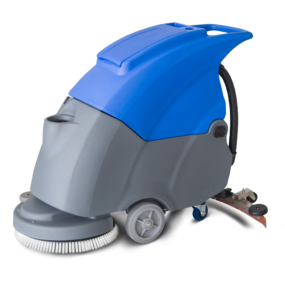 Single phase dust extractor
