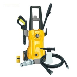 New Long handle high quality copper electric motor high pressure washer