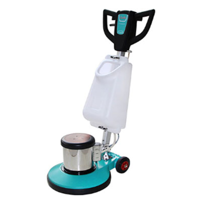 battery powered auto floor scrubber
