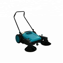 Hand Push Walk Behind Floor Sweeper Cleaning Machine manufacturer