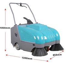 Walk Behind Electric Floor Sweeper