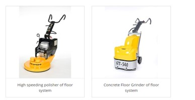 What is the difference between abrasion-resistant floor and curing agent floor