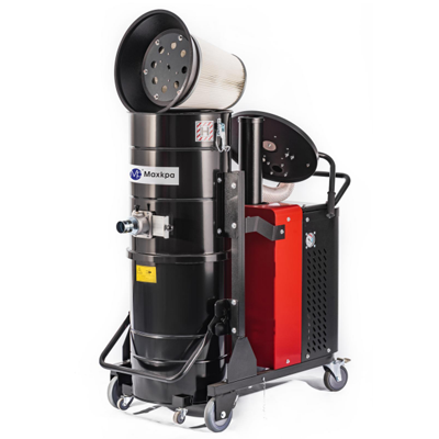 three phase industrial heavy duty vacuum cleaner