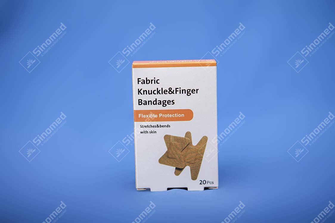 Cheap Price Community Medical Supplies Finger Bandage Manufacturers & Supplier