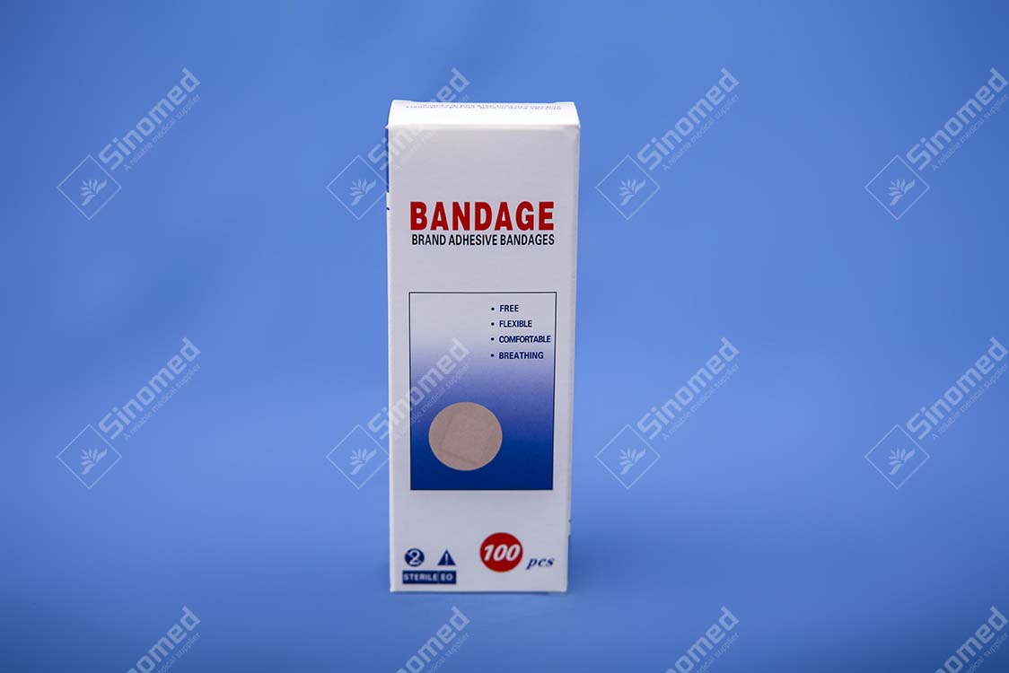 Cheap Price Wrists And Ankles Protection Adhesive Bandage Manufacturers & Supplier