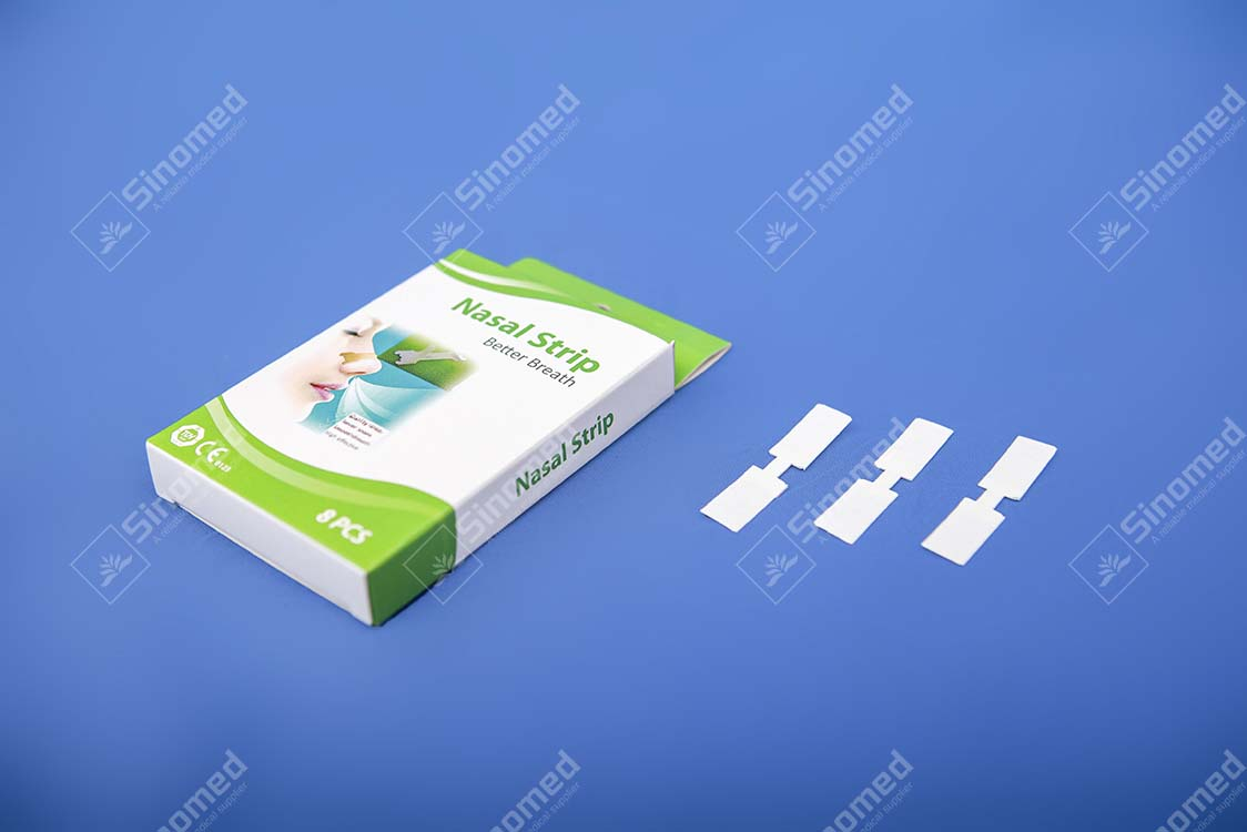 Wholesale Better Breath Nasal Strips For Relief Nose Congestion Manufacturers & Supplier