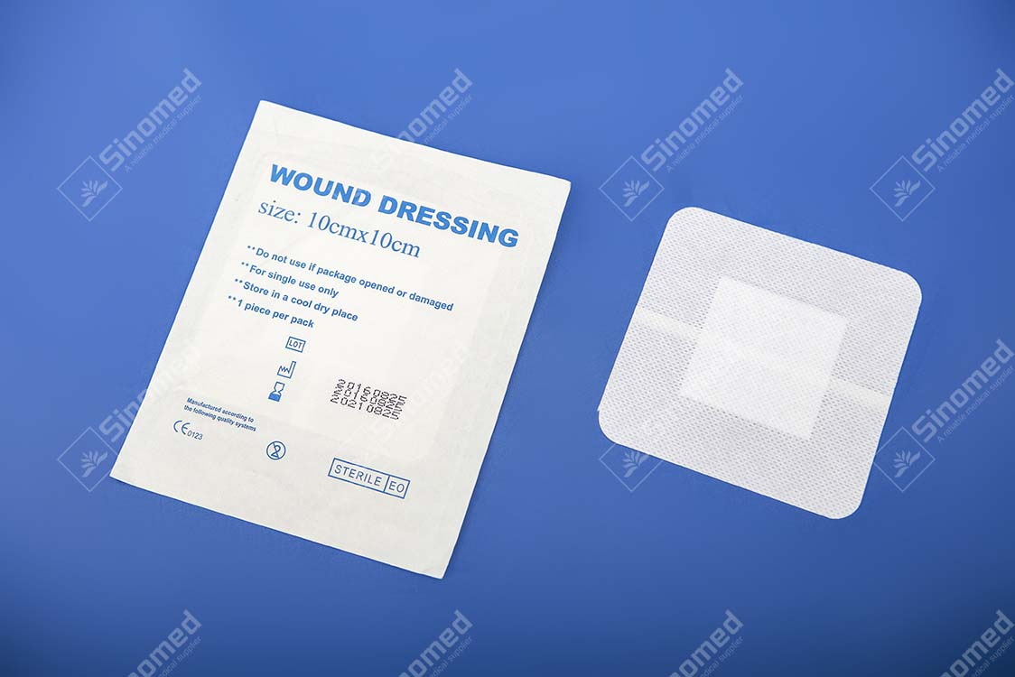 Cheap Price Custom Hospital Grade Medical Supplies Wound Dressing Sports Wound Support Dressing Manufacturers & Supplier