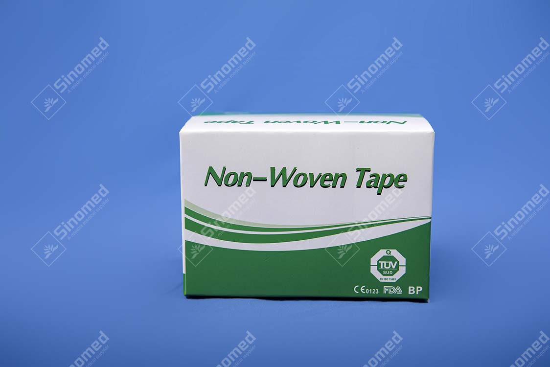 Wholesale New Cheap Price Medical Disposable Products Non Woven Surgical Tape Wound Dressing Manufacturers