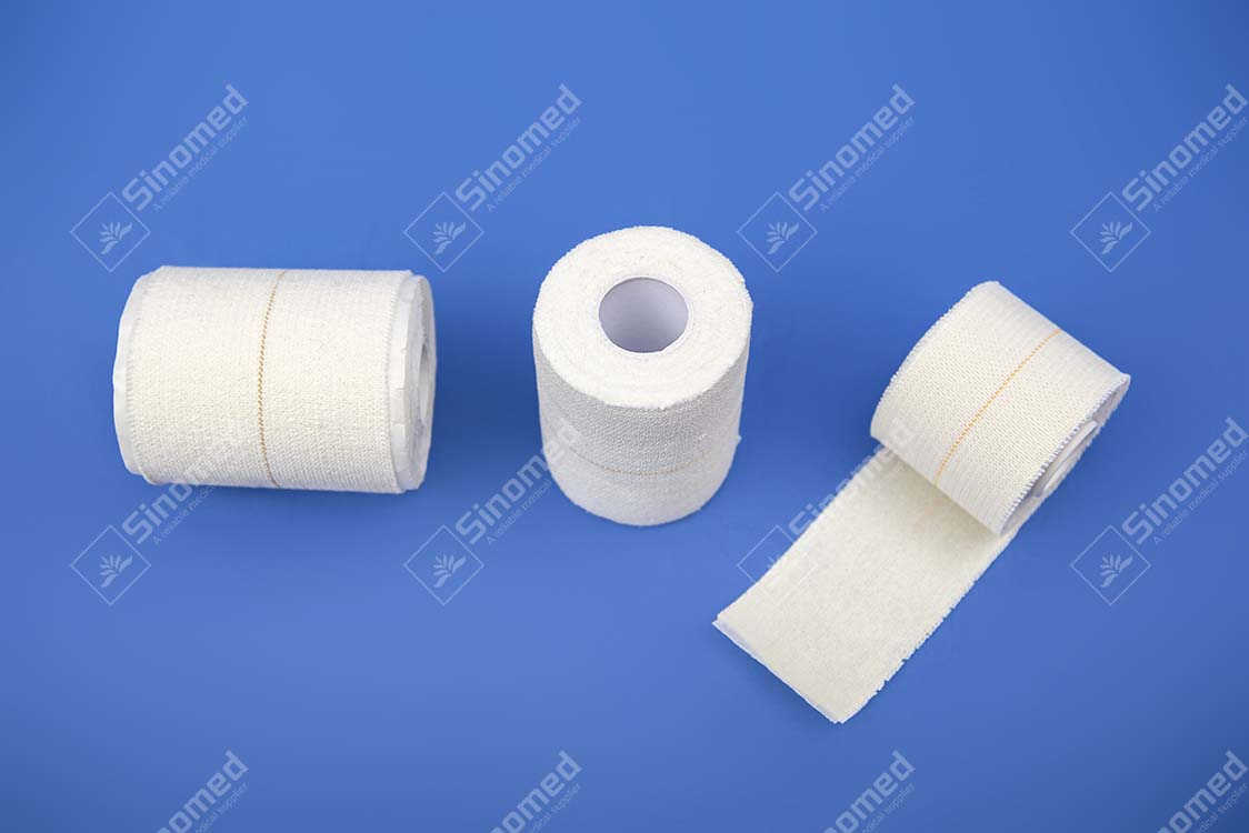 Cotton Medical Elastic Adhesive Bandage Supplier