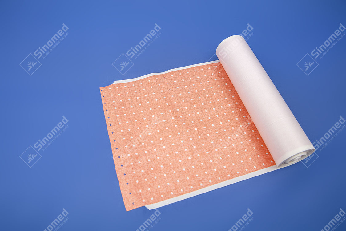 Cheap Price Zinc Oxide Adhesive Perforated Plaster Tape
