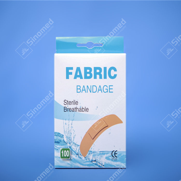 Fabric Adhesive Bandages