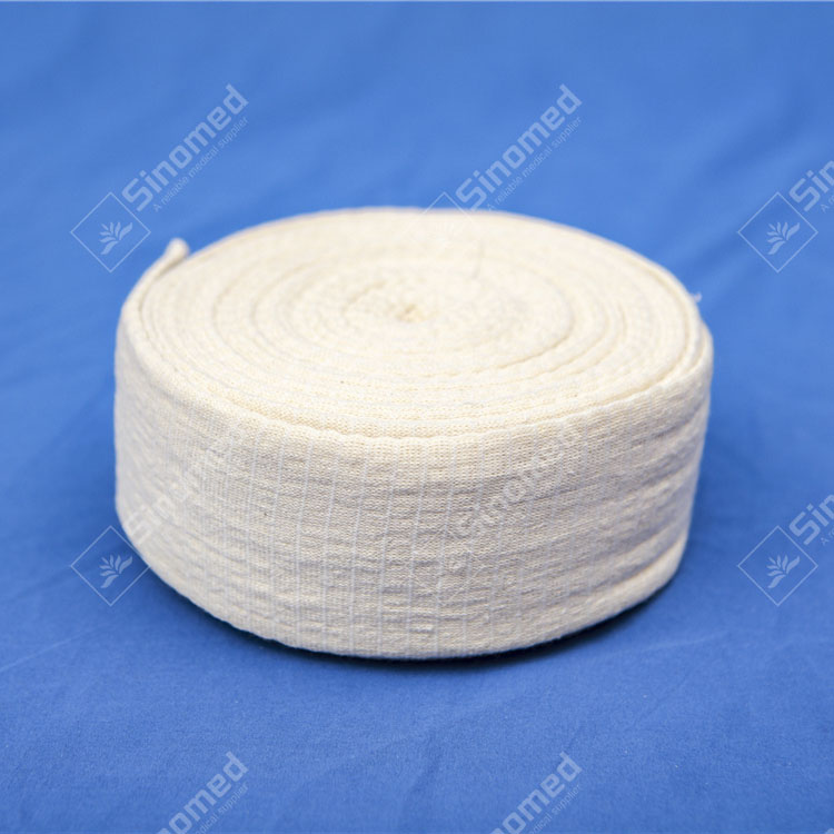 Wholesale Different Sizes Medical Breathable Elastic Tubular Bandage Manufacturers & Supplier