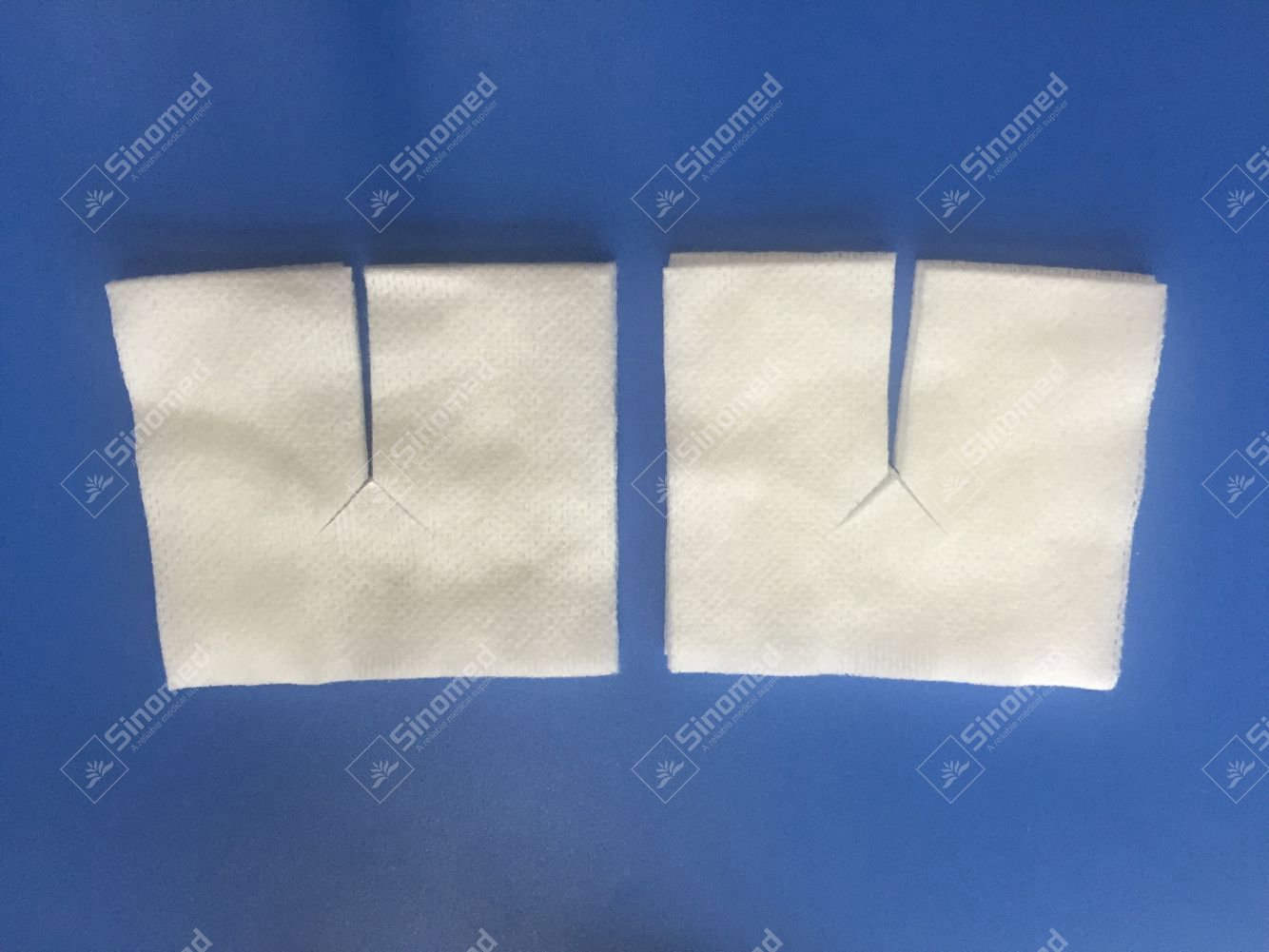 Y Hatch Non Woven Swabs Supplier
