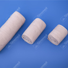 China high quality medical grade skin color high elastic bandage rolls