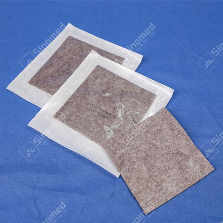 Cheap price medical supplies wound dressing adhesive trauma ulcer infectious wound silver ion dressing