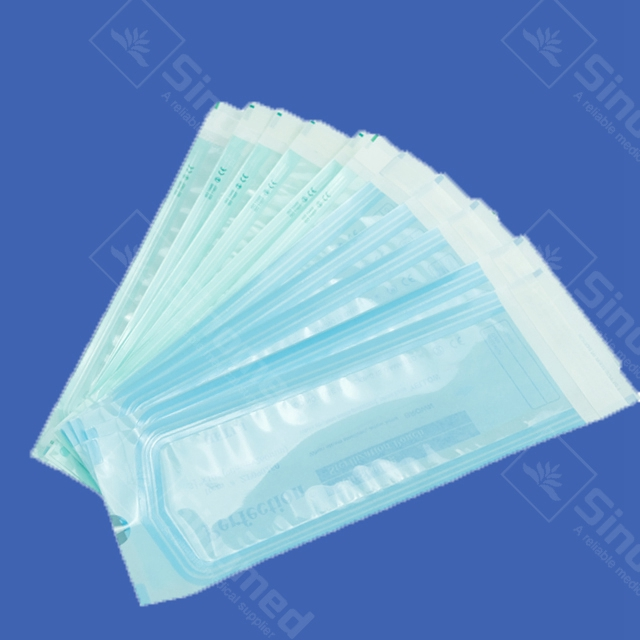 Self Sealing Sterilization Pouch