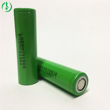 Professional Manufacture LG MJ1 18650 3500mah rechargeable li-ion lithium battery.