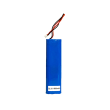22.2V 1500mAh 18650 Lithium battery pack