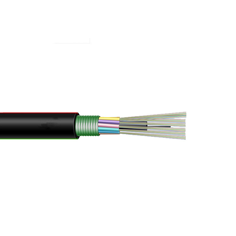 GYTS fiber optic cable Layer twisted light armored cable