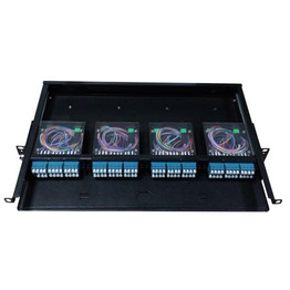 MPO Fiber Optic Distribution Frame Fiber Patch Panel HODF-1U-96C-A