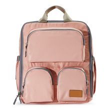 New fashion backpack colorful design baby diaper bag