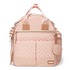 Lightweight new pink colour baby diaper backpack