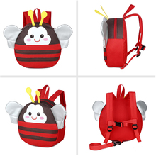 gayest  Children's Cartoon Chick School in Backpack Eggshell Bag Baby Kids Kindergarten Schoolbag Preschool Children Bags