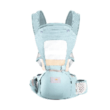 Cheap Carry Ways Front And Back Baby Hip Seat