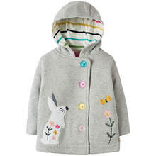 Boy cosy button up jacket kids outerwear