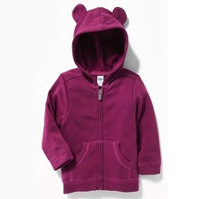 Critter zip hoodie for baby baby clothes on sale