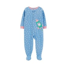 Baby fleece pajamas