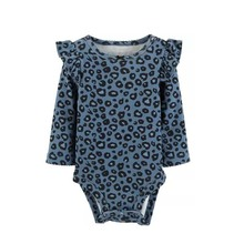 Baby girls flutter bodysuit