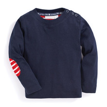 Boys' long sleeve top
