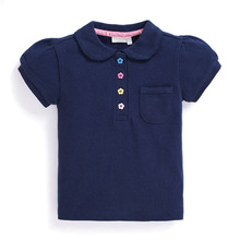 Girls' pretty poloshirt