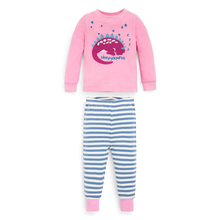 Kids' skinny fit pajamas