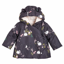 Baby printed jacket cute baby outfits