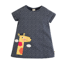 Applique shirts for kids girls