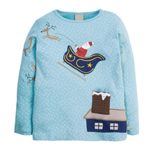 Kids applique Top